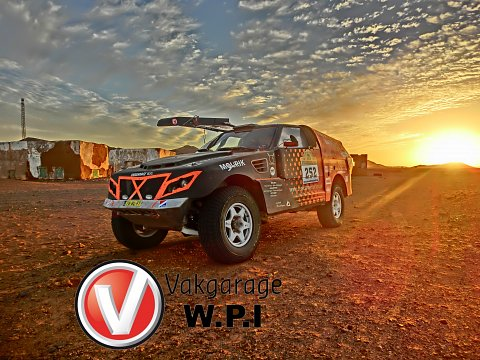 WPI Auto behaalt 3e plaats in Intercontinental Rally 2018